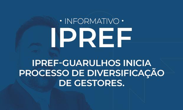 IPREF Guarulhos diversifica gestores da sua carteira de investimentos