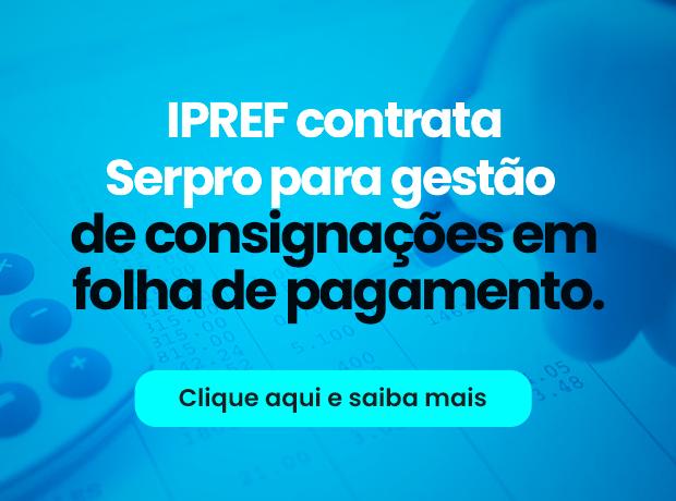 IPREF contrata Serpro